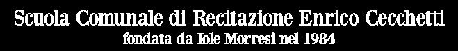 Blog Cecchetti Recitazione